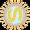 cartoon virus icon