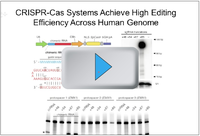 Genome Engineering CRISPR Cas Video