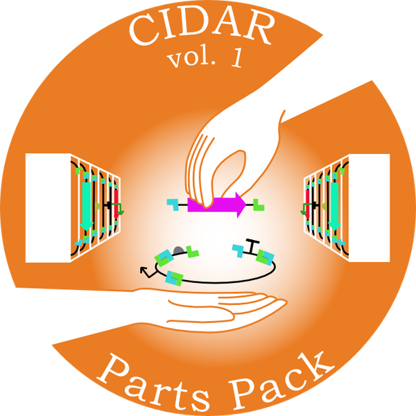 CIDAR MoClo Extension, Volume I