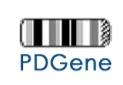 PD Gene logo